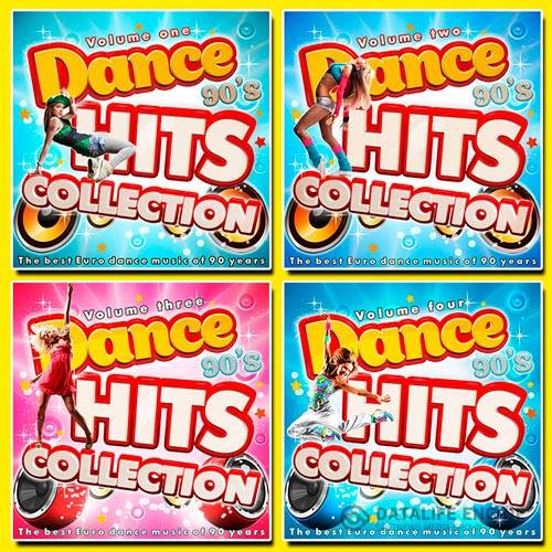 Dance Hits Collection 90s (2015)