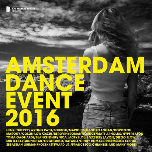 Amsterdam Dance Event 2016 (2016)