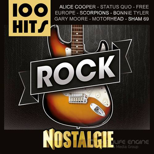 100 Hits Rock Nostalgie (2016)