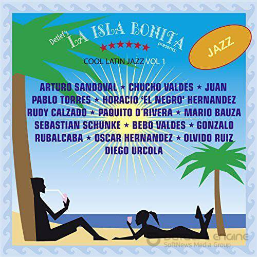 Cool Latin Jazz Vol.1 (2017)
