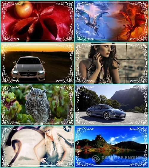 Wallpapers Mixed Pack 32