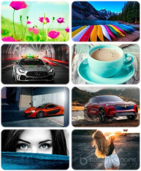 Wallpapers Mixed Pack 56