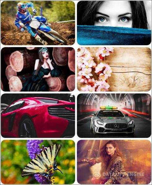 Wallpapers Mixed Pack 62