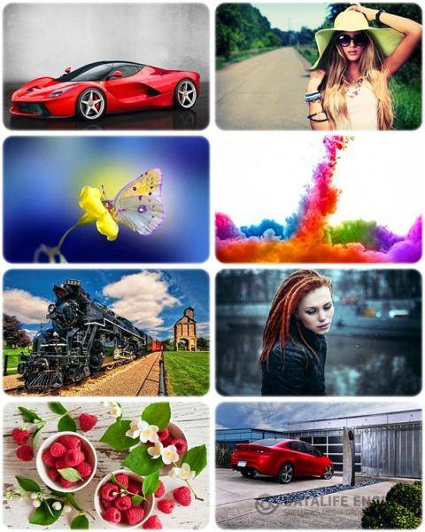 Wallpapers Mixed Pack 72